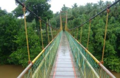 Suspension Foot Bridge